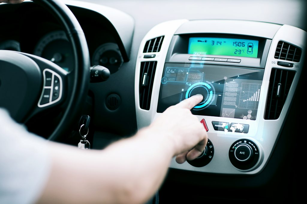 Connected Car Accessories